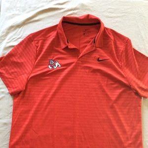 Fresno State Red Polo Shirt